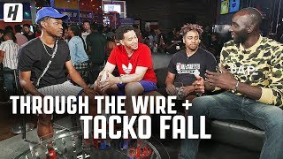 Through The Wire Podcast x Tacko Fall   LIVE from Las Vegas