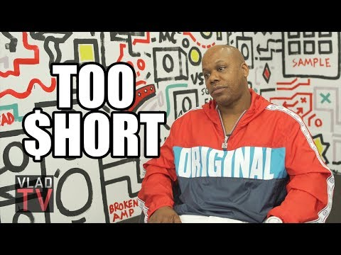 Too Short on Doing Songs with 2Pac, Biggie, and JayZ Part 6