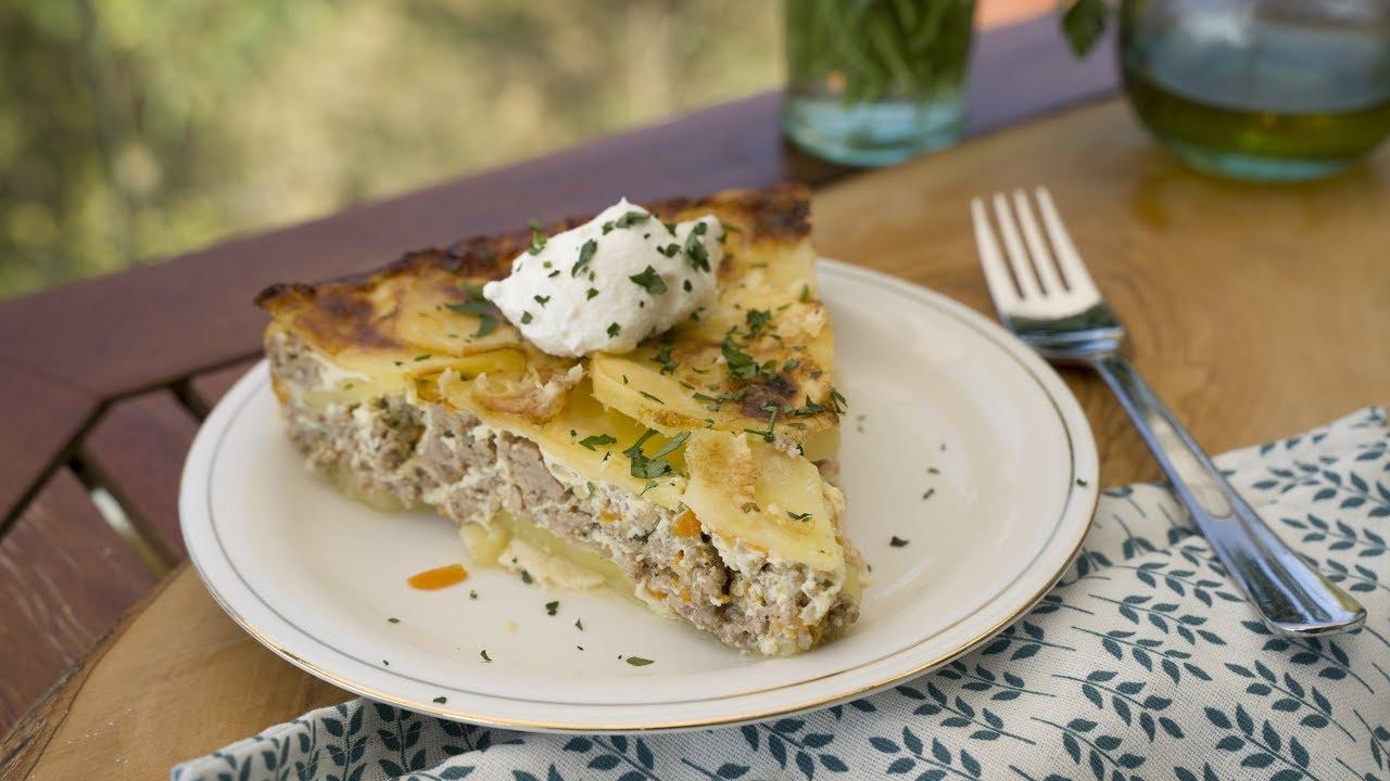 Dave's Kitchen - Рецепт за брза и сочна мусака