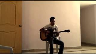 Sajni guitar solo recording by adee smart