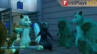 Over The Hedge (2006) - PC Gameplay / Win 10