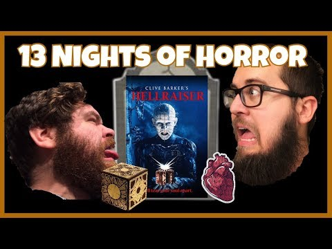 13 Nights of Horror - Hellraiser