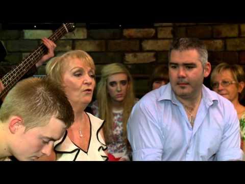 Aidan Quinn and guest Philomena Begley  All the Road Running