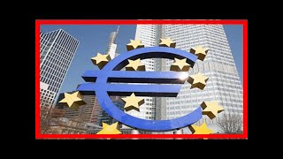 Breaking News | Euro zone businesses end the third quarter on a high note