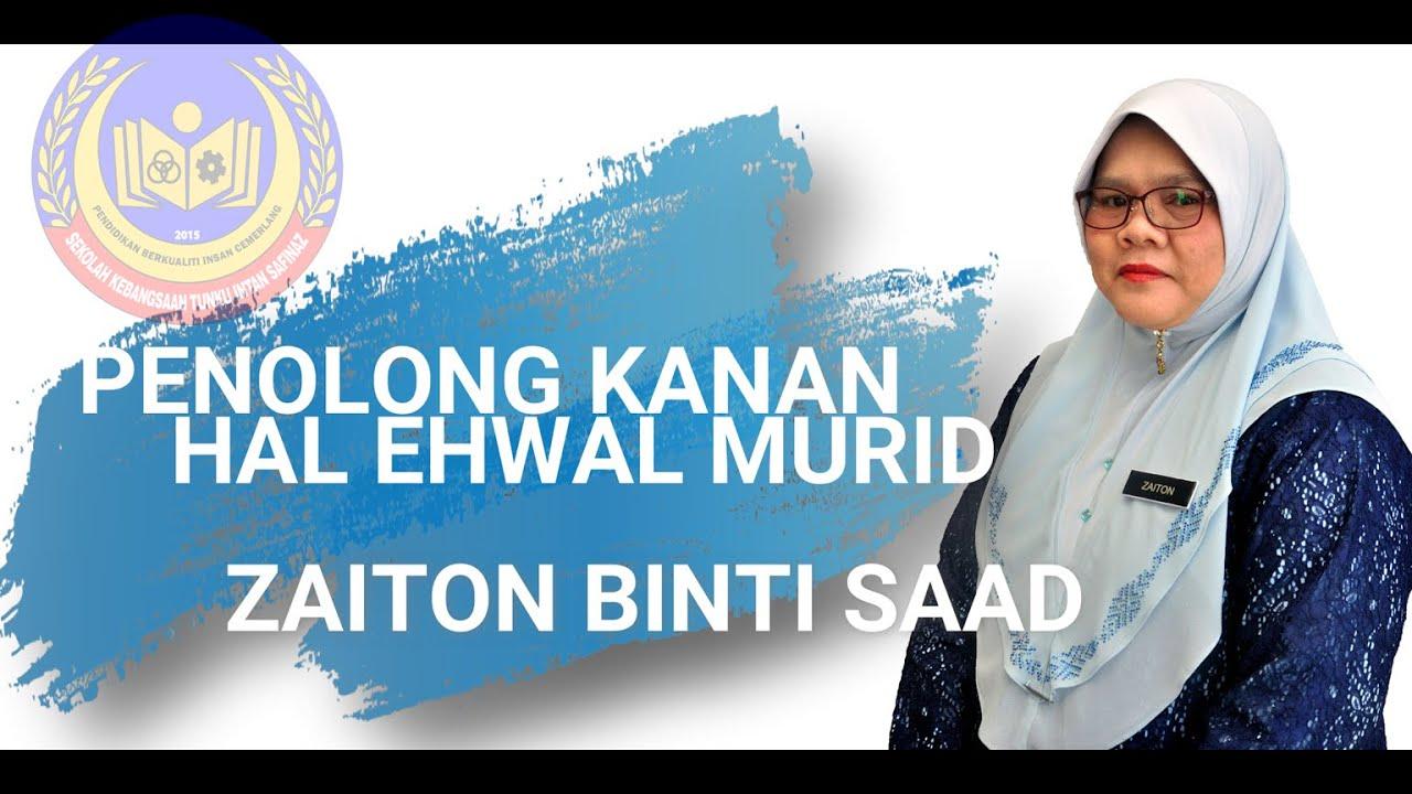 Download PROGRAM TRANSISI TAHUN 1 2021: UCAPAN PEN KANAN HAL EHWAL MURID SKTIS