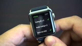 Tinhte.vn - Trải nghiệm app trên Apple Watch