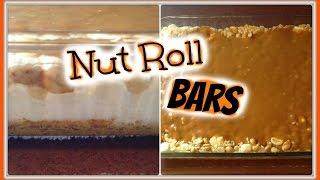 Nut Roll Bars