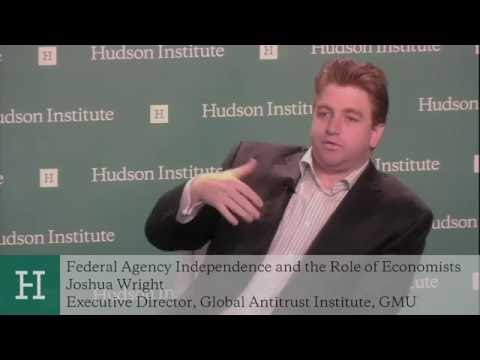 Federal Agency Independence and the Suppressed Role of Economists