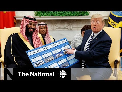 Download Youtube: Mohammed Bin Salman pitches Saudi business to Trump