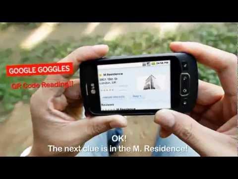 LG Optimus One P500 - Film: The Clue