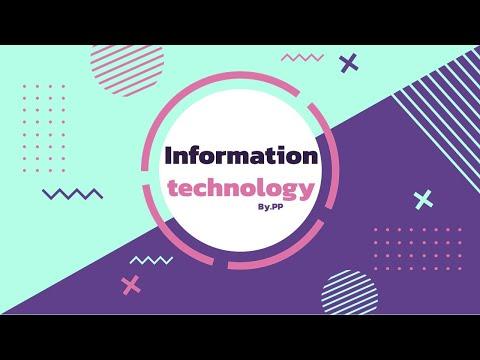 EP.1  ทำความรู้จักเทคโนโลยีสารสนเทศ by.PP