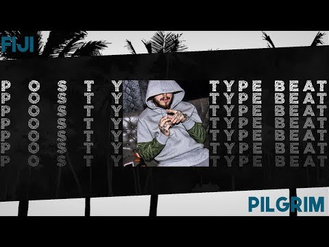 Post Malone x Yung Lean Type Beat - Fiji   Pilgrim Beats