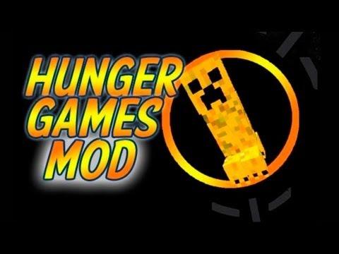 Обзор мода minecraft Голодные игры! (THE HUNGER GAMES MOD) №51