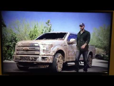 Madison Bumgarner Ironic Ford Commerical