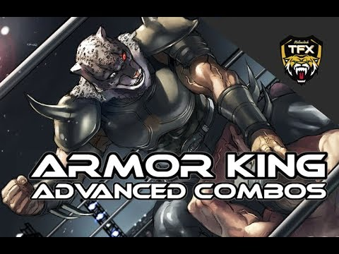 Community Round Up Of Armor King And Marduk Combo Videos Tekkengamer