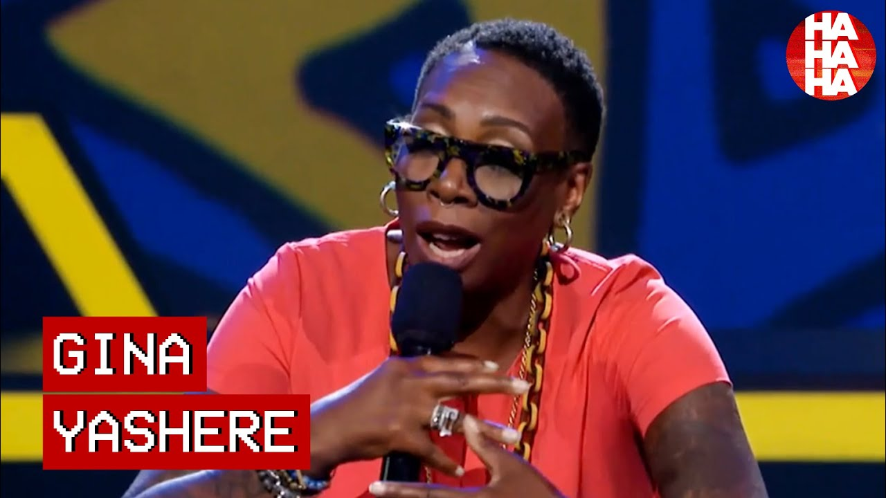 Gina Yashere The Rules Of Meeting My Mom Youtube