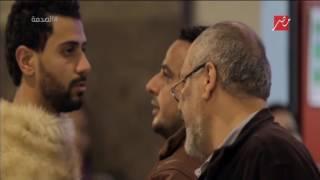 رجل وزوجته يتعمدان إهانة شاب بسبب مهنته! شاهد ردود فعل المصريين #الصدمة