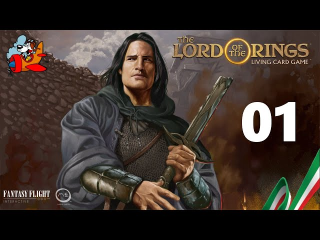 The Lord of the Rings Living Card Game [ITA] 01