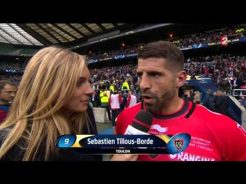 ERCC - L'intégralité de la finale Toulon - Clermont de Champions Cup