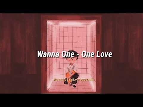Free Download Wanna One - One Love '묻고싶다' (lirik Indo) Mp3 dan Mp4