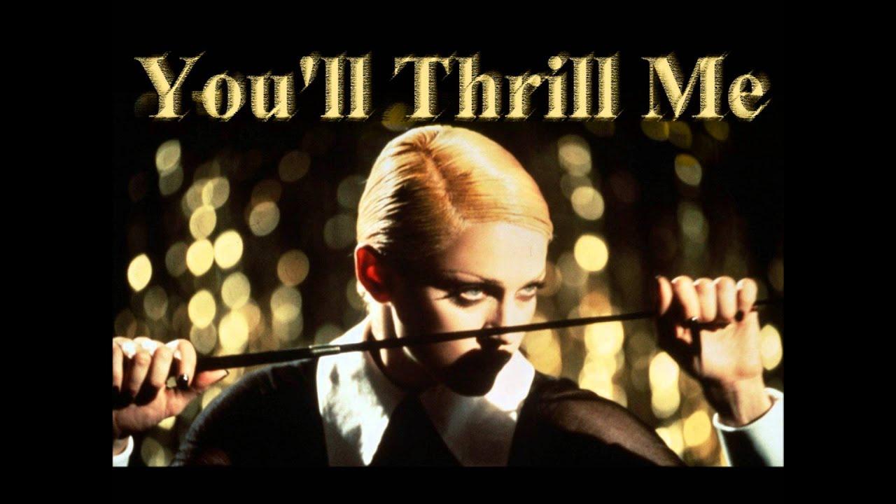 Madonna Erotica You Thrill Me
