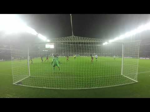 BEHIND THE GOALS | Andreas Weimann Vs Queens Park Rangers