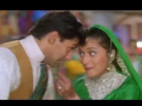 Potiki Kasuko Video Song | Super Hit Movie Premalayam | Salman Khan | Madhuri Dixit