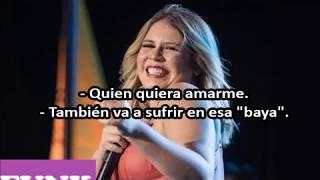 Baixar Marília Mendonça - TODO MUNDO VAI SOFRER (Letra español)