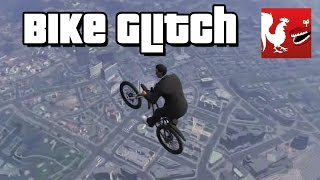 Things to Do In GTA V – Bike Glitch
