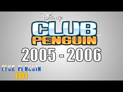 2005 - 2006: The Club Penguin Yearbook - Club Penguin 101
