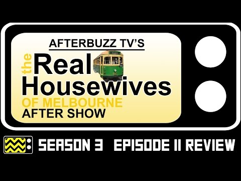 Real Housewives Of Melbourne Season 3 Episode 11 Review & After Show   AfterBuzz TV