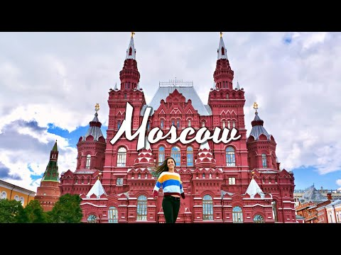 First Impressions Of Russia
