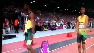 Athletics - Men