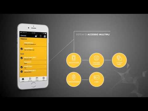 Arckey, il sistema di gestione accessi per porte Blindate Oikos.
