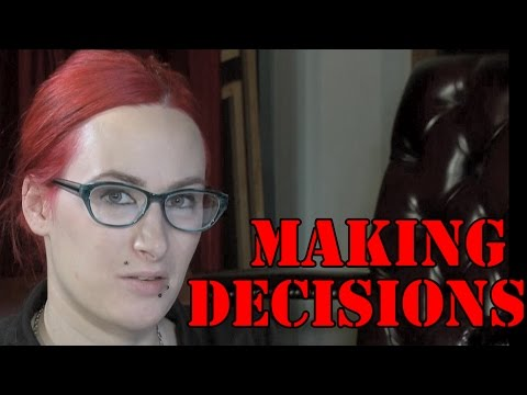 Making Decisions in Business Meetings - action points