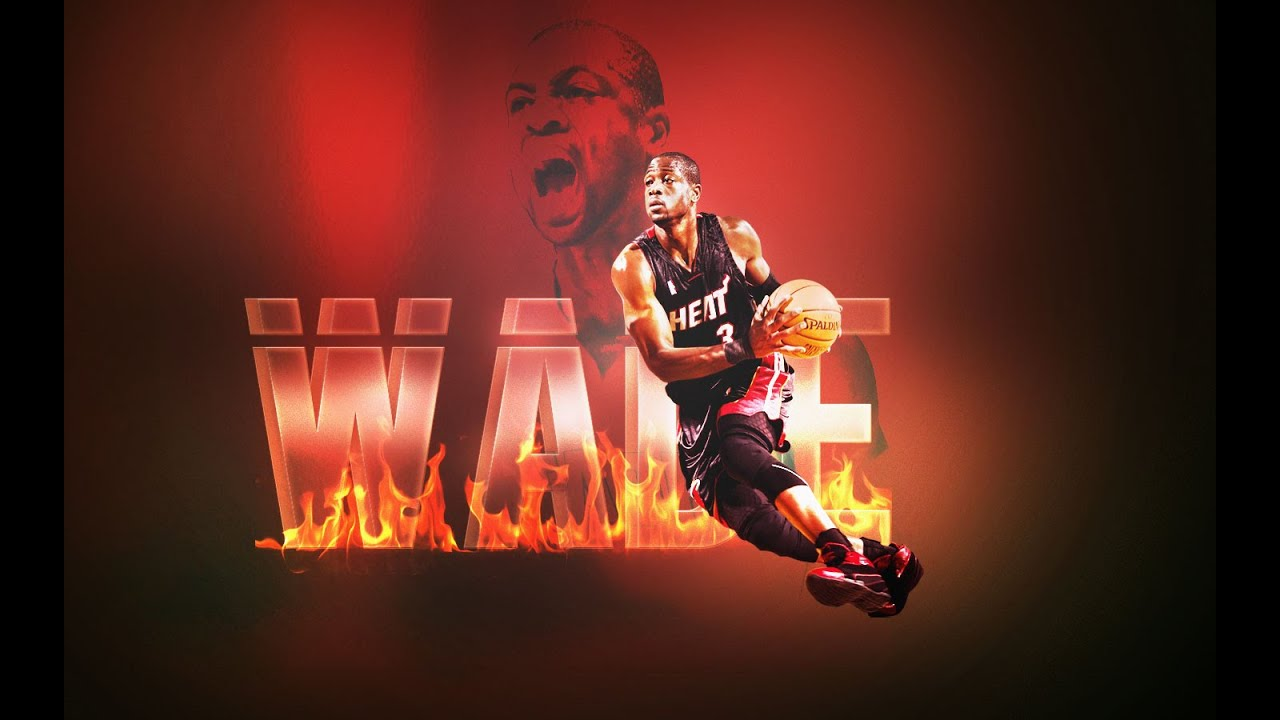 3d Action Wallpaper Hd Dwyane Wade Mix Quot Over The Years Quot Youtube
