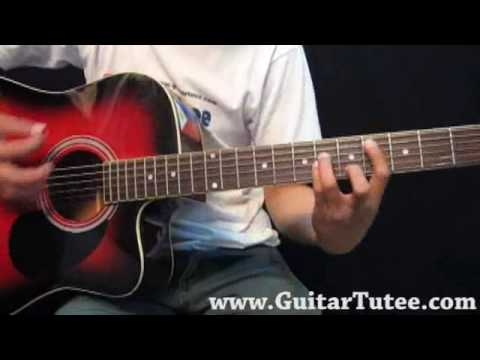 Marianas Trench - Beside You, by www.GuitarTutee.com