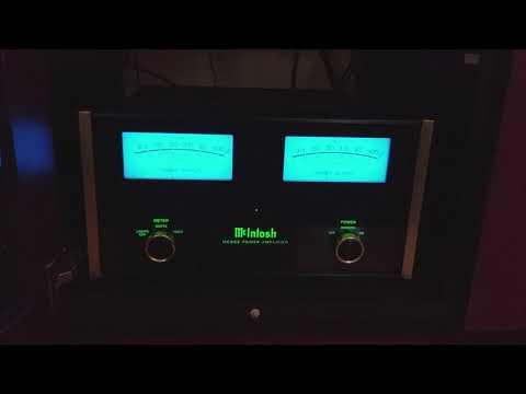 McIntosh MC302 videos (Meet Gadget)