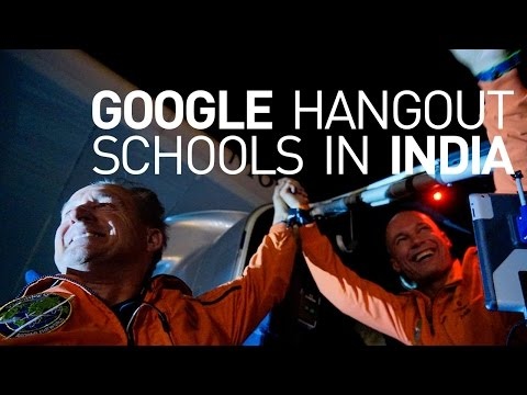 Solar Impulse Hangout on Air with Aditya Birla Group and Schools Across India