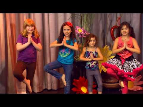 Kids Yoga with Bari Koral: Dancing Bear