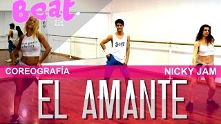 El Amante Nicky Jam Coreograf a - Beat Fit Choreography.mp3