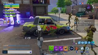 Fortnite I listen to a kid get scammed and start to cry