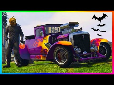 GTA 5 ONLINE - HOW TO GET MORE HALLOWEEN DLC CONTENT EARLY BEFORE EVERYONE ELSE & FOR FREE! (GTA 5)