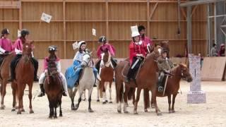 spectacle centre équestre Jura Sud