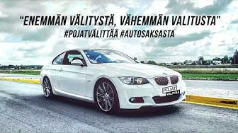 POJAT VÄLITTÄÄ - AUTONHAKUREISSU SAKSASTA