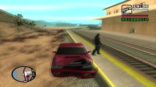 """Zagrajmy w GTA: San Andreas cz. 26 """"Przejażdżka życia"""""""