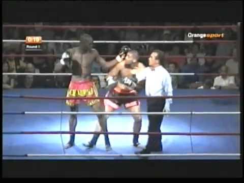 FRANK MUNOZ VS NICOLAS WAMBA part1