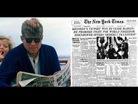 JFK Tapes -  New York Newspapers Strike (W. Willard Wirtz)