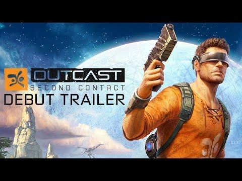 Outcast - Second Contact - Debut Trailer [PEGI]