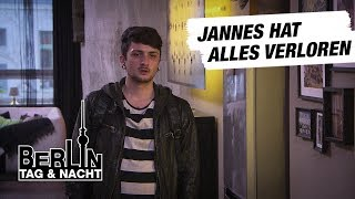 Berlin - Tag & Nacht - Jannes hat alles verloren #1690 - RTL II